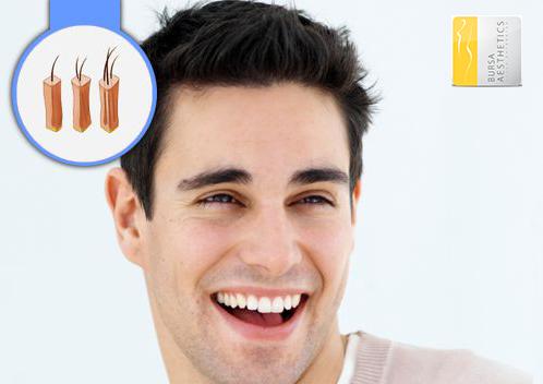 Мужская стрижка на густые жесткие волосы